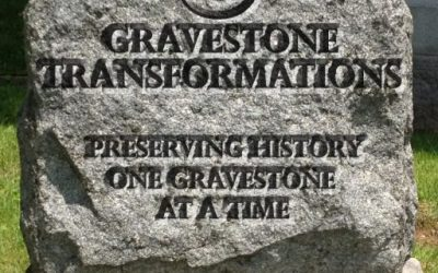 Gravestone Transformations Monument Preservation and Conservation Service