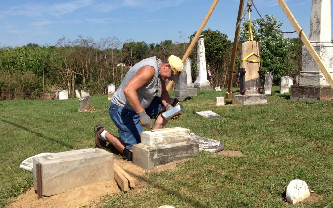 Gravestone Transformations Donate To A Cemetery Project Or An Ancestor's Gravestone Project.